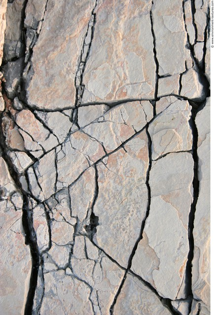 Smooth Eroded Rock