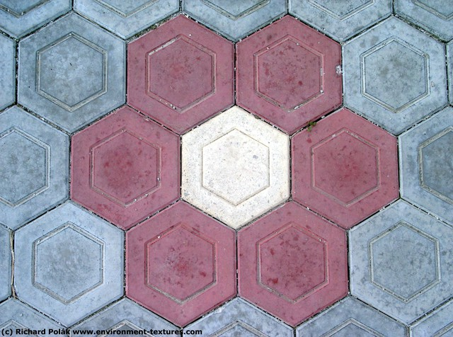 Hexagonal Floors