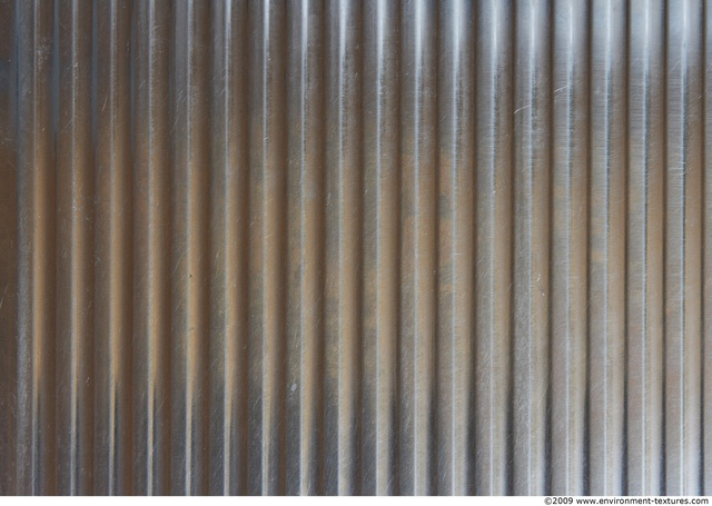 Bare Corrugated Plates Metal