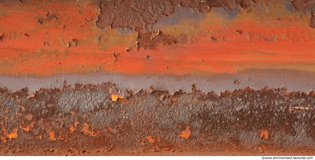 Detail Rust Metal