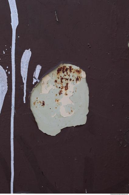Detail Rust Metal