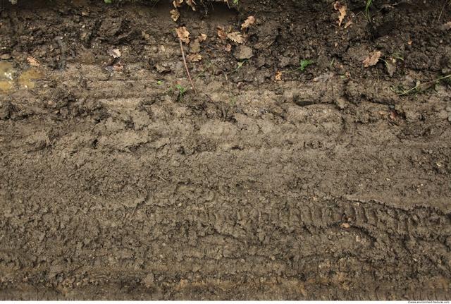 Mud Soil