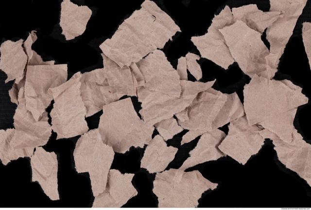 Damaged Paper