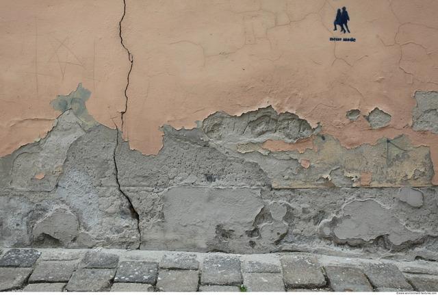 Walls Plaster Cracky