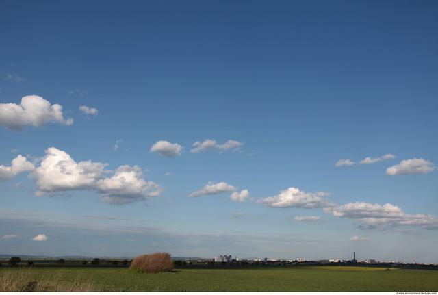 Blue Clear Skies