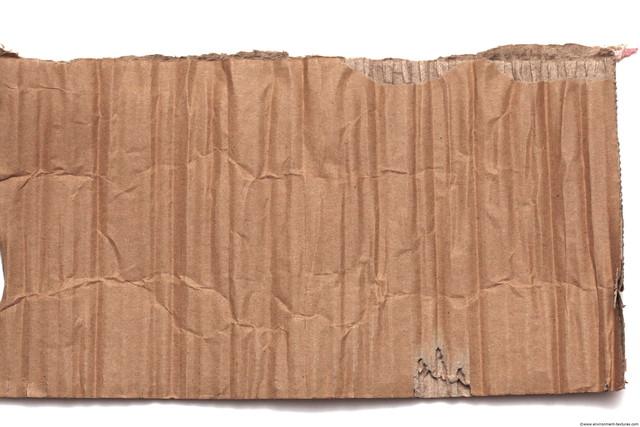 Damaged Cardboard