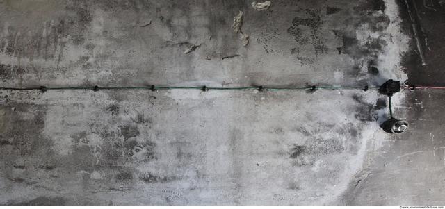 Wall PLaster Burnt