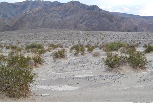 Background Deserts