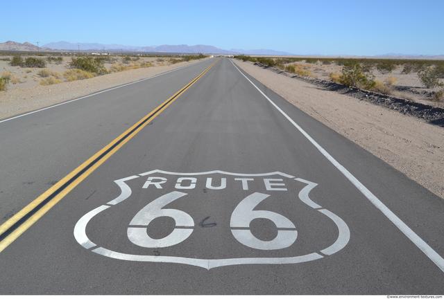 Background Roads