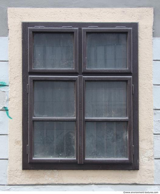 House Old Windows