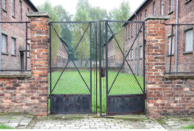 Gate Metal Doors