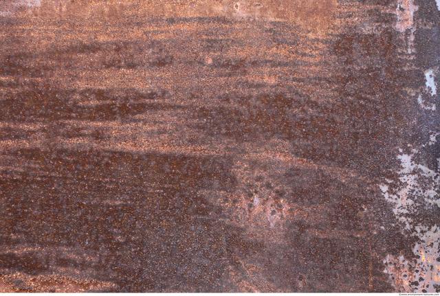 Plain Rust Metal
