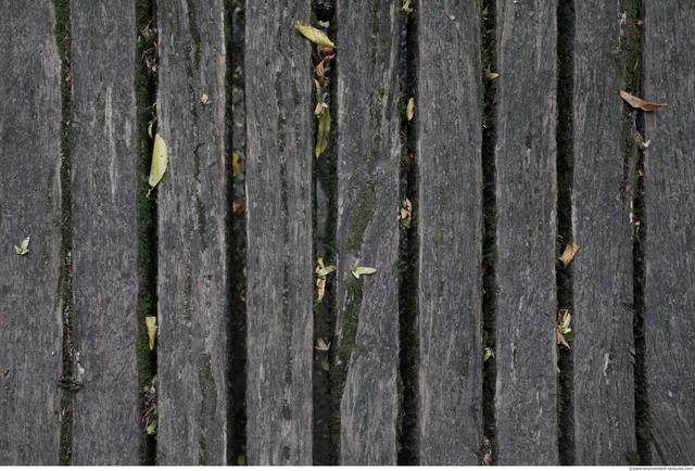 Bare Planks Wood