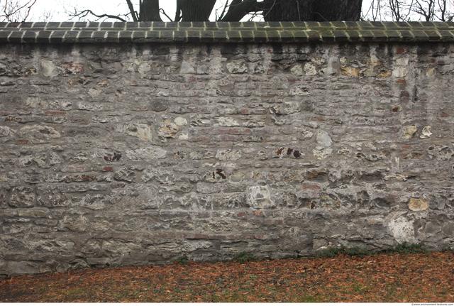 Mixed Walls Stones