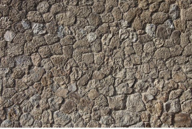 Messy Walls Stones