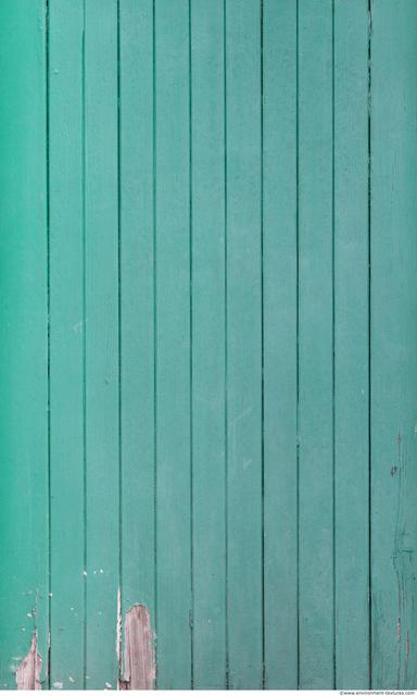 Painted Planks Wood