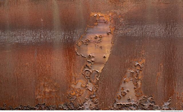 Peeling Rusted