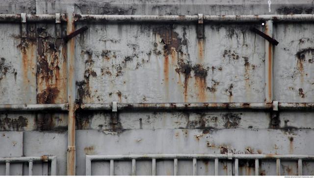 Leaking Rust Metal