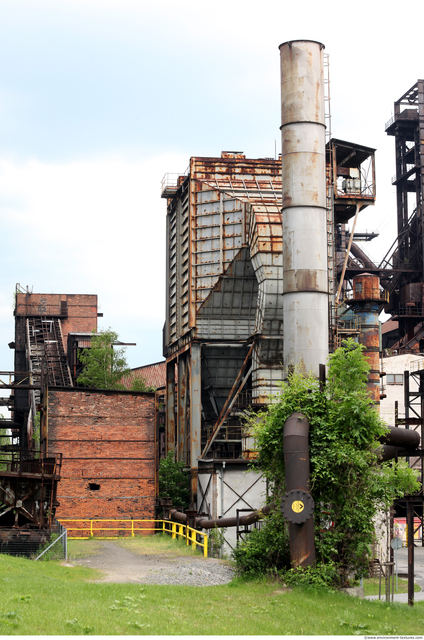 Derelict Buildings - Inspiration Industrial Buildings - Inspiration