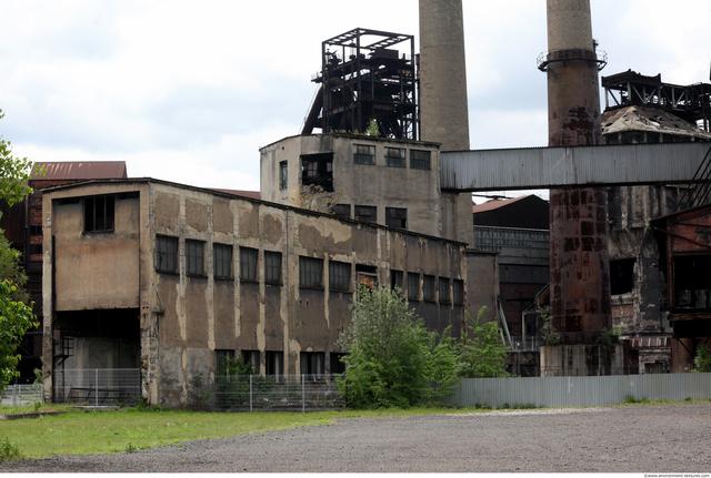 Industrial Buildings - Inspiration