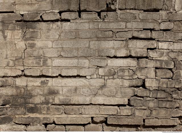 Wall Bricks Damaged