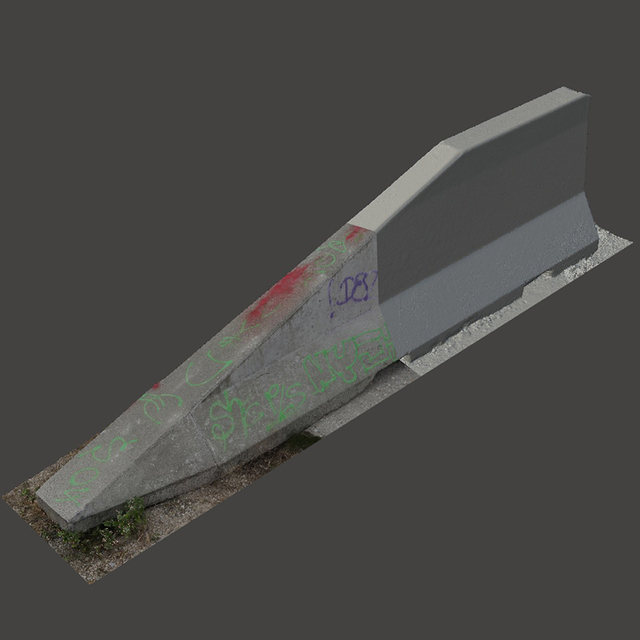 3D Scan Road Atribute