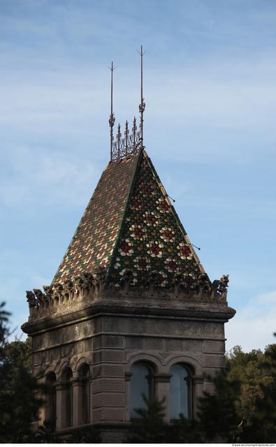 Ceramic Roofs - Inspiration