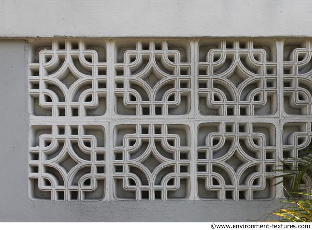 Panels Ornate