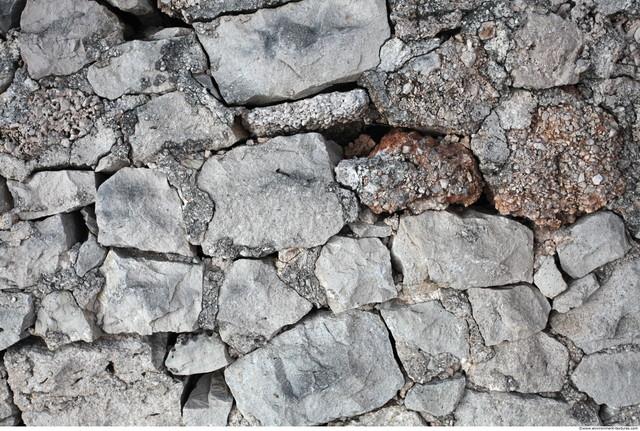 Mixed Size Walls Stones