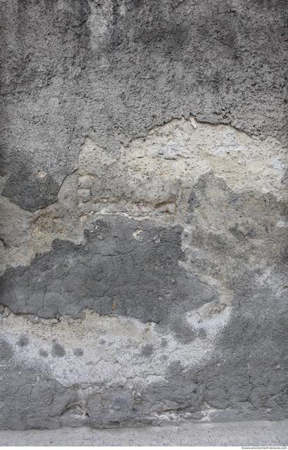 Walls Plaster Damaged