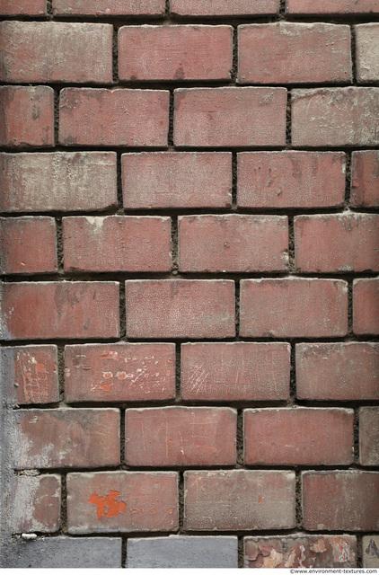 Wall Bricks Old
