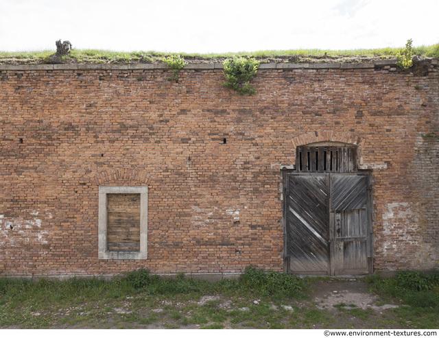 Derelict Buildings - Textures