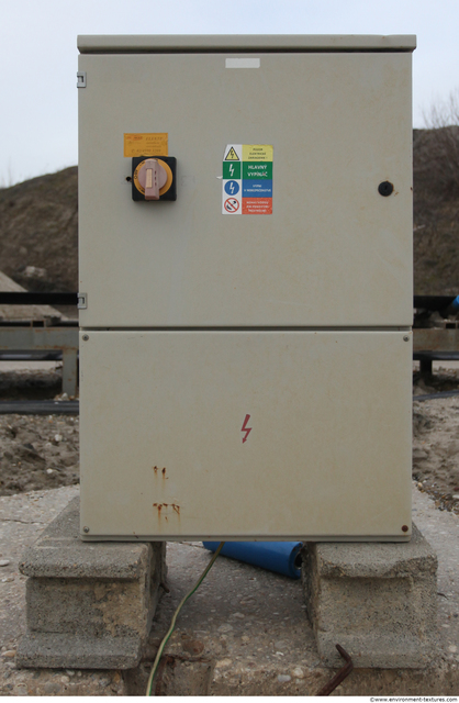 Fuse & Electric Boxes