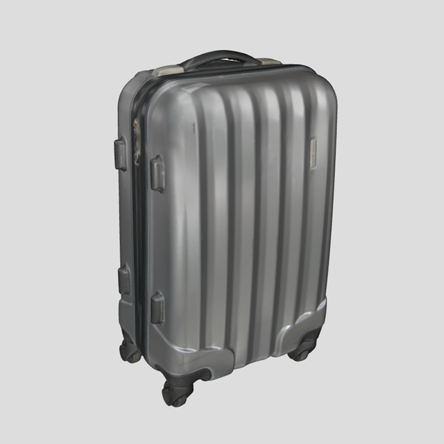 3D scan luggage