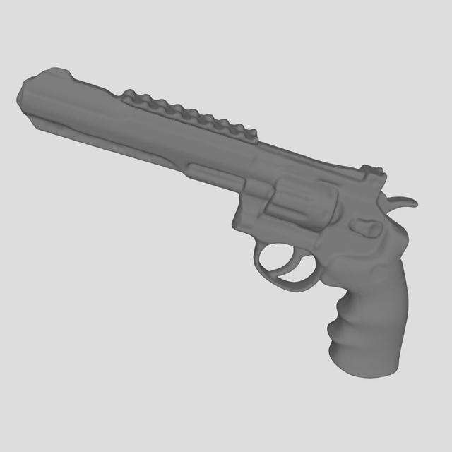 3D scan gun