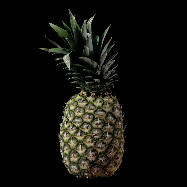 3D scan pineapple