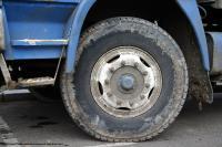 photo texture of wheel