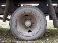 Photo Texture of Vehicle Wheel