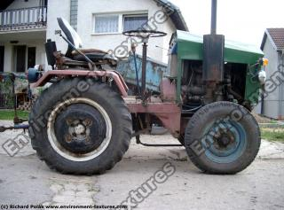 Photo References of Tractor