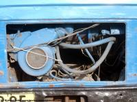 Photo Texture of Engine