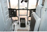 Photo References of Helicopter Interior