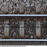 Photo Textures of Rail