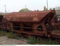 Photo Reference of Railway Wagons