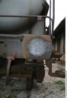 Photo Reference of Railway Tank Wagon