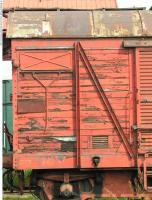Photo Reference of Railway Wagon