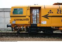 Photo References of Machine Repair Railway