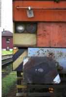 Photo reference of machine repair railway