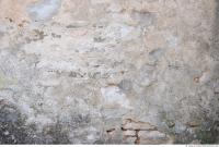 wall plaster damaged