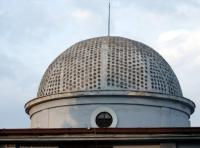 photo texture of dome roof