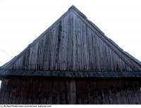 Photo Texture of Building House Wooden
